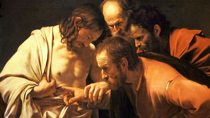 Jesus Seen After Resurrection
